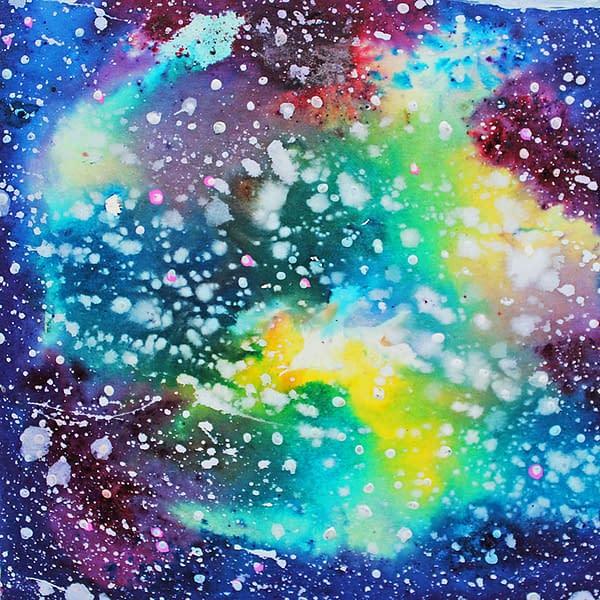Milky Way Card